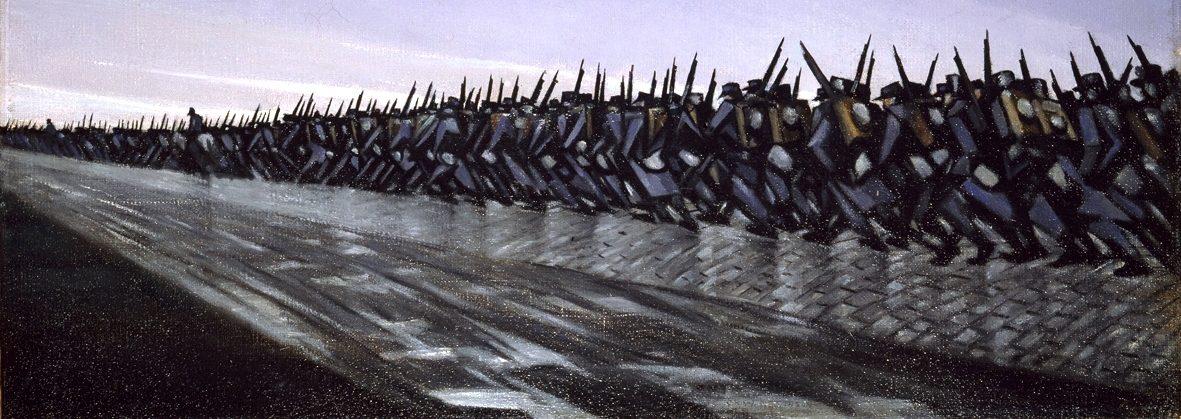 Kunst in oorlogstijd